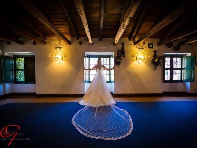 La boda de Eva  y Borja  en Rivas-vaciamadrid, Madrid 2