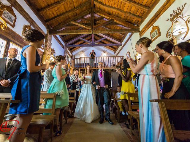 La boda de Eva  y Borja  en Rivas-vaciamadrid, Madrid 3