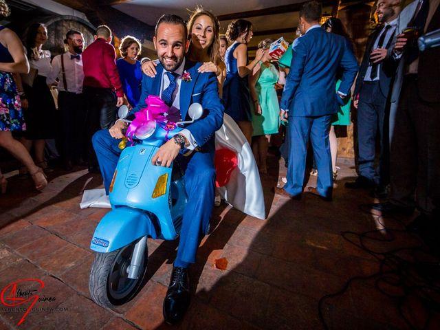 La boda de Eva  y Borja  en Rivas-vaciamadrid, Madrid 5