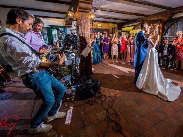 La boda de Eva  y Borja  en Rivas-vaciamadrid, Madrid 6