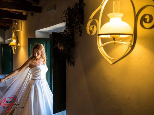 La boda de Eva  y Borja  en Rivas-vaciamadrid, Madrid 10
