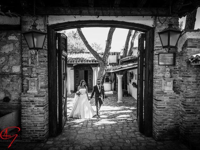 La boda de Eva  y Borja  en Rivas-vaciamadrid, Madrid 11