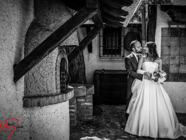 La boda de Eva  y Borja  en Rivas-vaciamadrid, Madrid 13