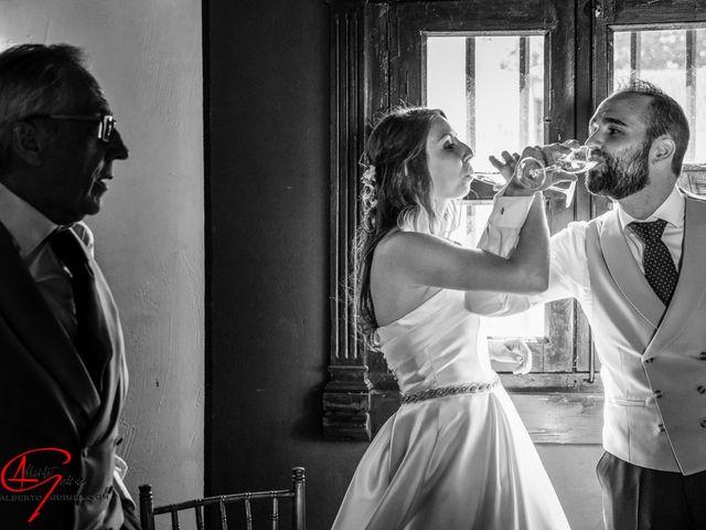 La boda de Eva  y Borja  en Rivas-vaciamadrid, Madrid 17