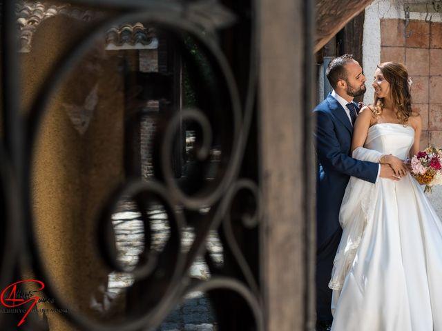 La boda de Eva  y Borja  en Rivas-vaciamadrid, Madrid 23