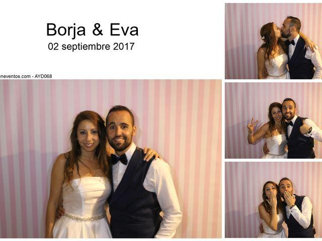 La boda de Eva  y Borja  en Rivas-vaciamadrid, Madrid 25