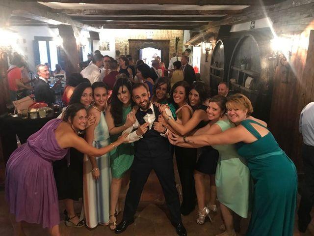 La boda de Eva  y Borja  en Rivas-vaciamadrid, Madrid 26