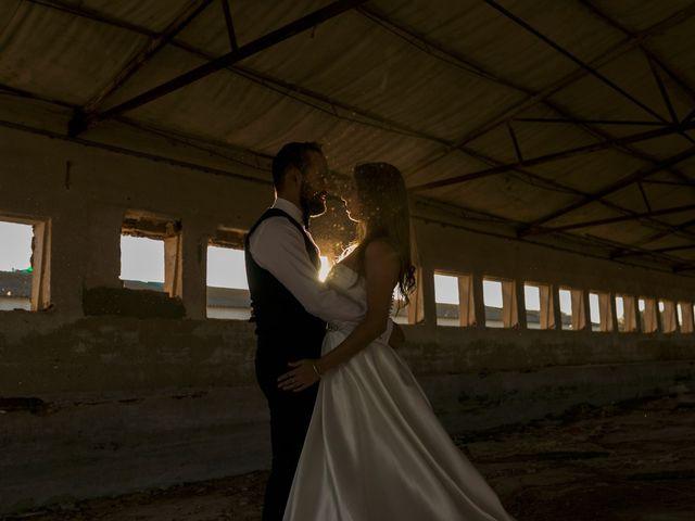 La boda de Eva  y Borja  en Rivas-vaciamadrid, Madrid 27