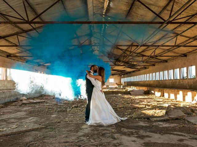 La boda de Eva  y Borja  en Rivas-vaciamadrid, Madrid 30