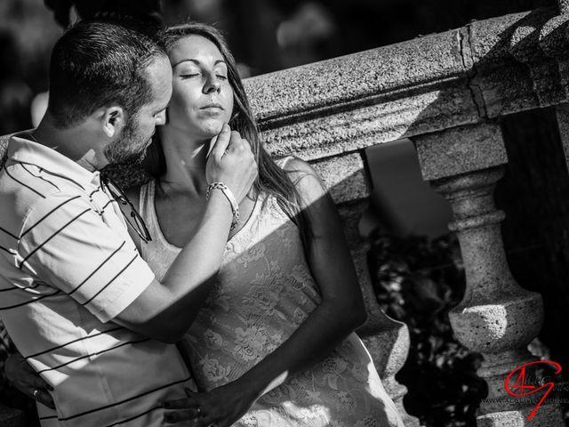 La boda de Eva  y Borja  en Rivas-vaciamadrid, Madrid 36