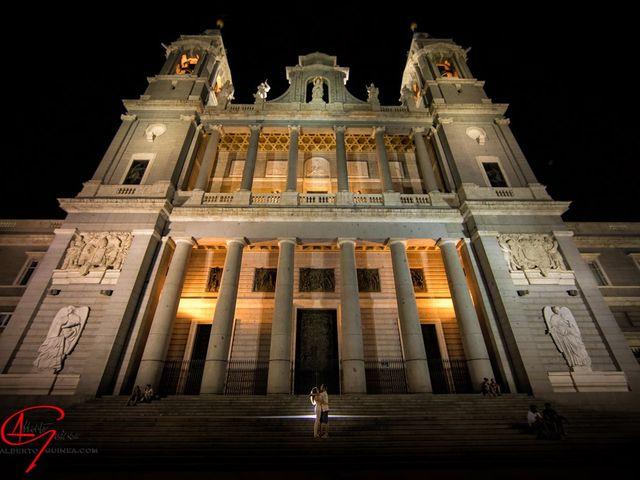 La boda de Eva  y Borja  en Rivas-vaciamadrid, Madrid 45