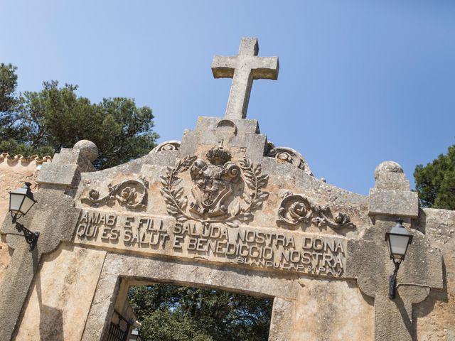 La boda de José Manuel y Cathy en Lluchmajor, Islas Baleares 1