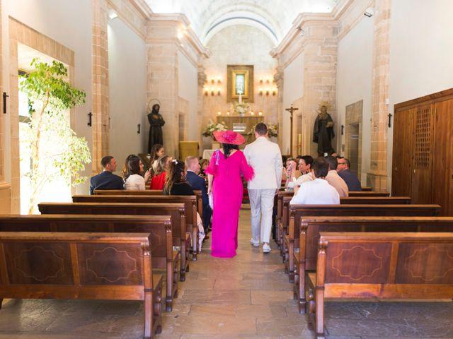 La boda de José Manuel y Cathy en Lluchmajor, Islas Baleares 5