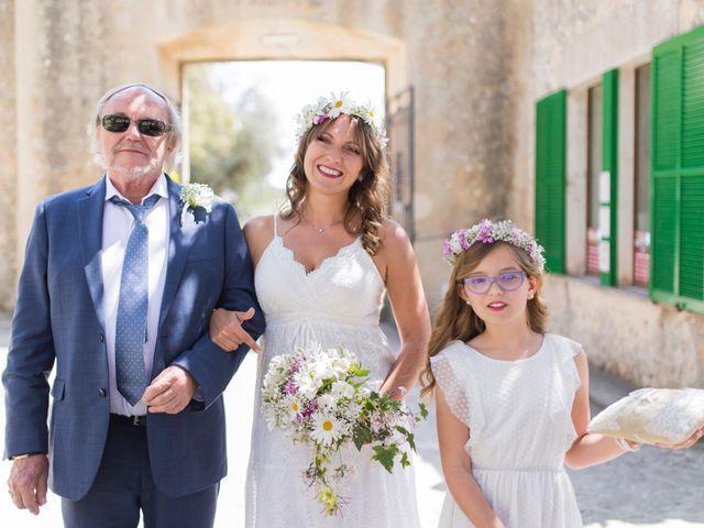 La boda de José Manuel y Cathy en Lluchmajor, Islas Baleares 9
