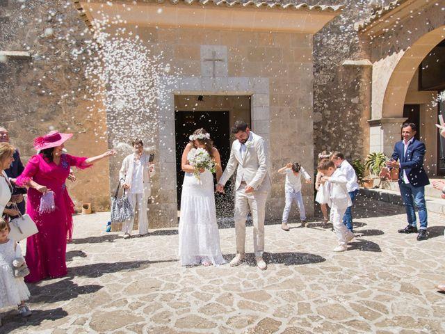 La boda de José Manuel y Cathy en Lluchmajor, Islas Baleares 18