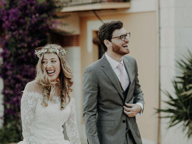 La boda de Elena y Charles