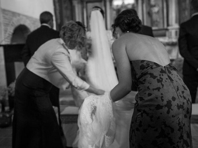 La boda de Tote y Maria en Requijada, Segovia 24