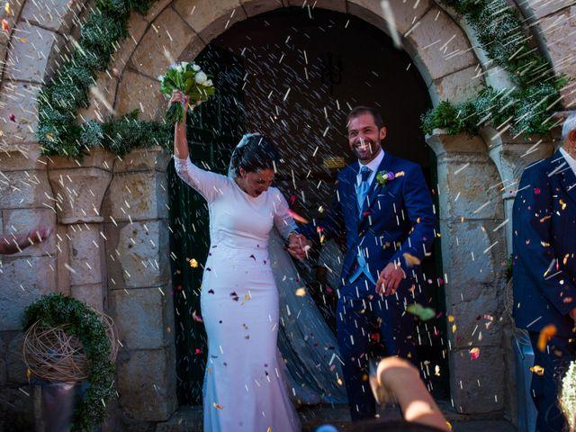 La boda de Tote y Maria en Requijada, Segovia 28
