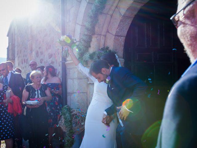 La boda de Tote y Maria en Requijada, Segovia 30