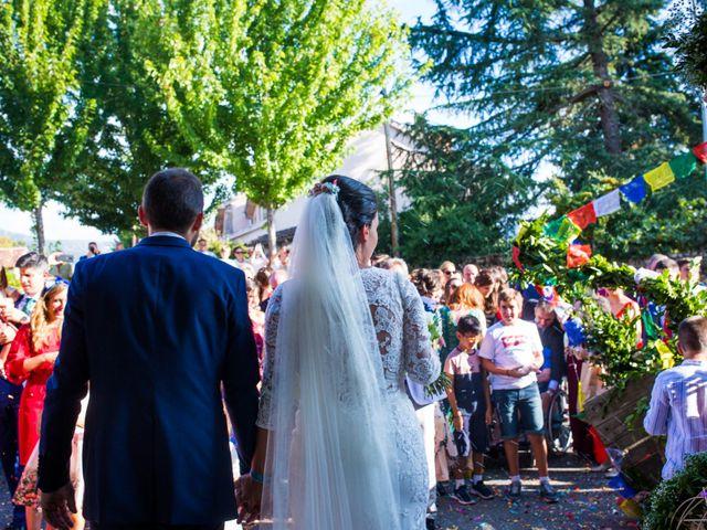 La boda de Tote y Maria en Requijada, Segovia 31