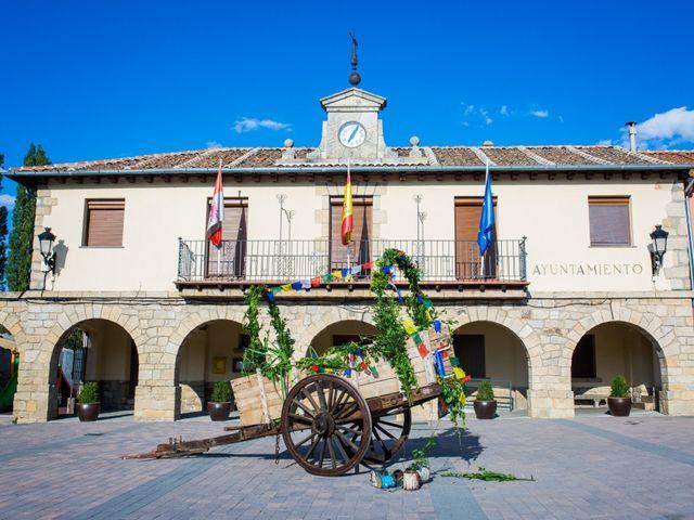 La boda de Tote y Maria en Requijada, Segovia 32