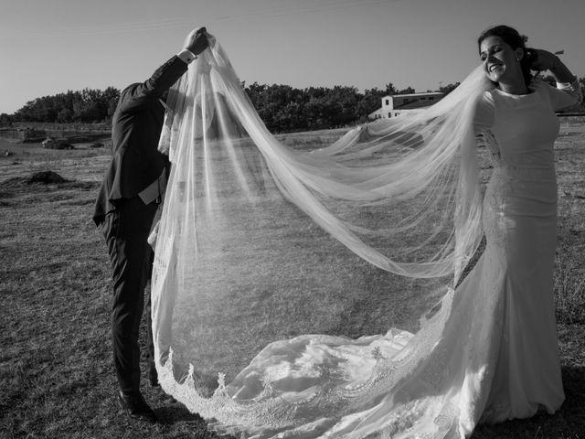 La boda de Tote y Maria en Requijada, Segovia 33