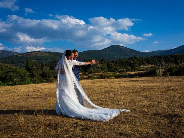 La boda de Tote y Maria en Requijada, Segovia 34