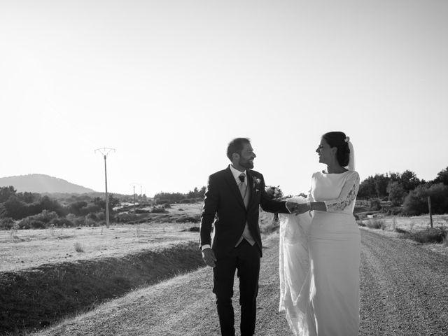 La boda de Tote y Maria en Requijada, Segovia 39
