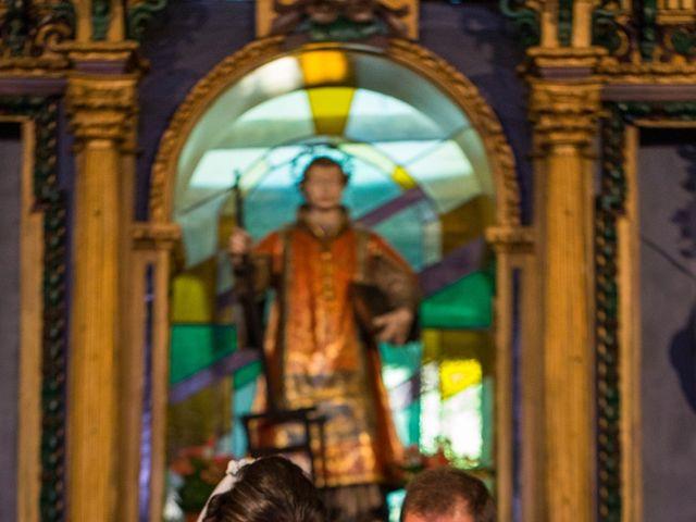 La boda de Tote y Maria en Requijada, Segovia 40