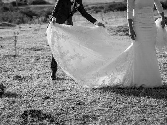 La boda de Tote y Maria en Requijada, Segovia 45