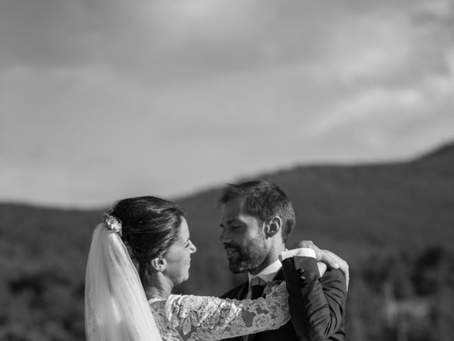 La boda de Tote y Maria en Requijada, Segovia 46