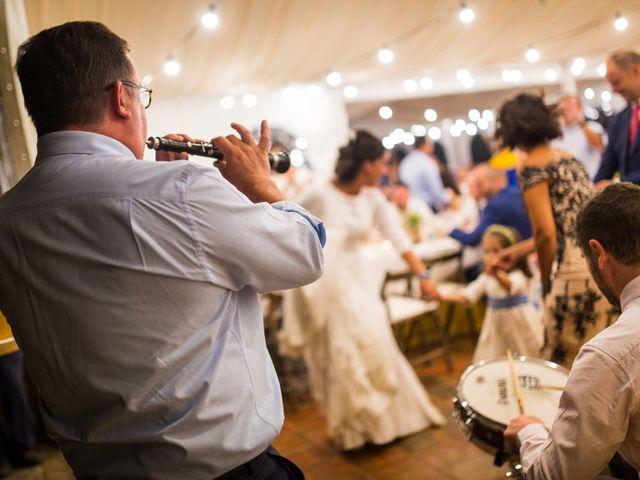La boda de Tote y Maria en Requijada, Segovia 50