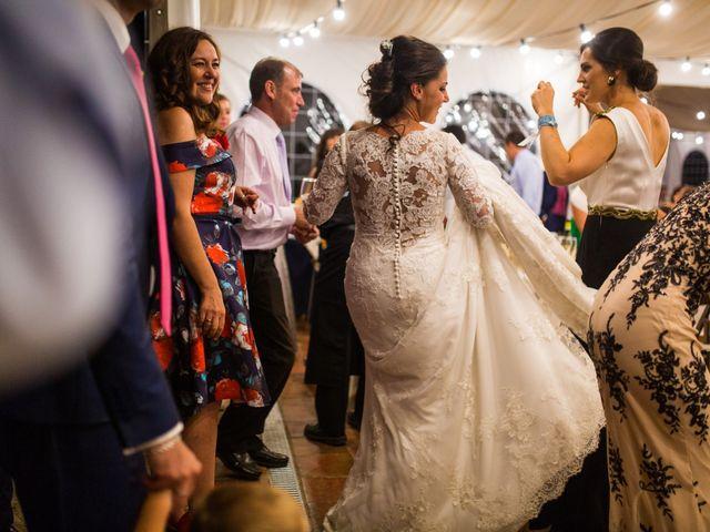 La boda de Tote y Maria en Requijada, Segovia 51