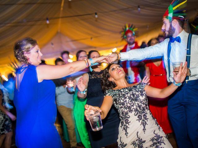 La boda de Tote y Maria en Requijada, Segovia 58