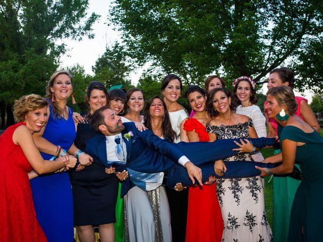 La boda de Tote y Maria en Requijada, Segovia 63