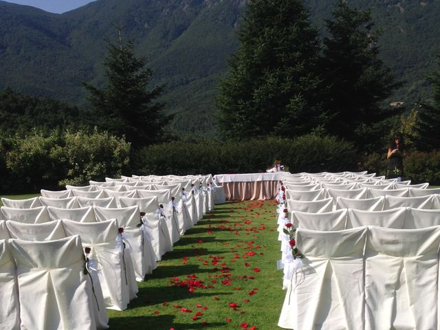 La boda de Cristina y Jose en Viladrau, Girona 3