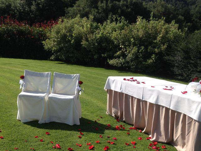 La boda de Cristina y Jose en Viladrau, Girona 4