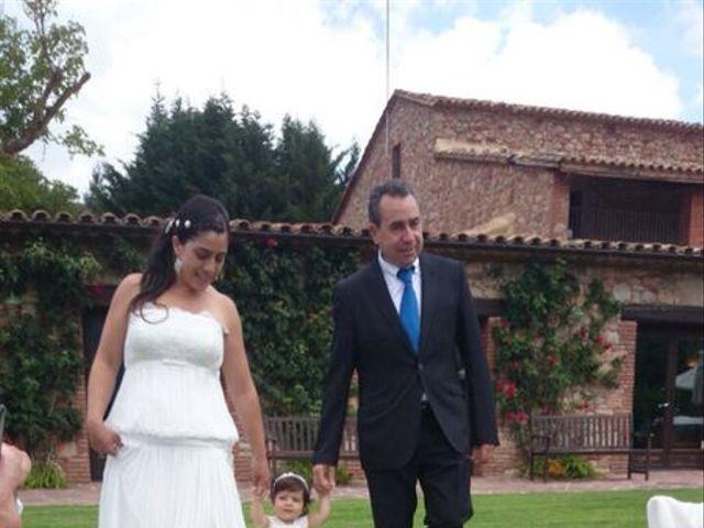 La boda de Cristina y Jose en Viladrau, Girona 5