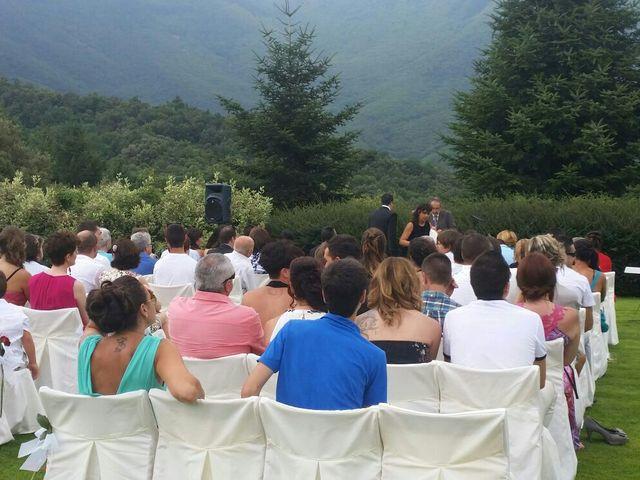 La boda de Cristina y Jose en Viladrau, Girona 1