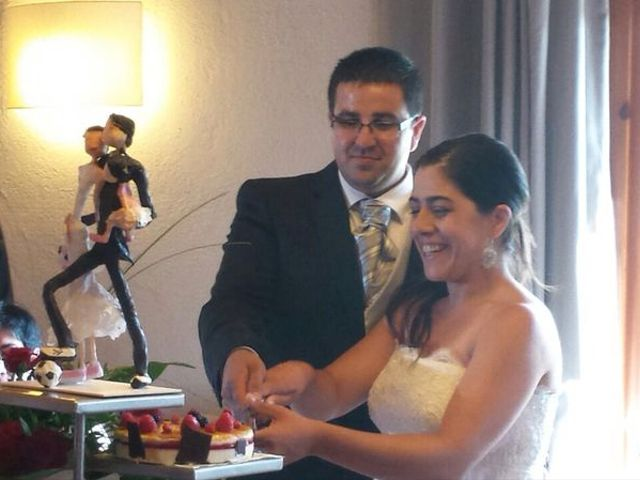 La boda de Cristina y Jose en Viladrau, Girona 2