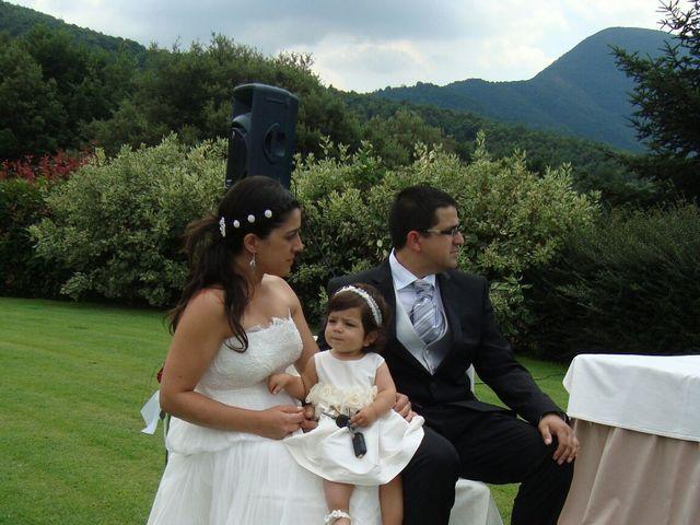 La boda de Cristina y Jose en Viladrau, Girona 9