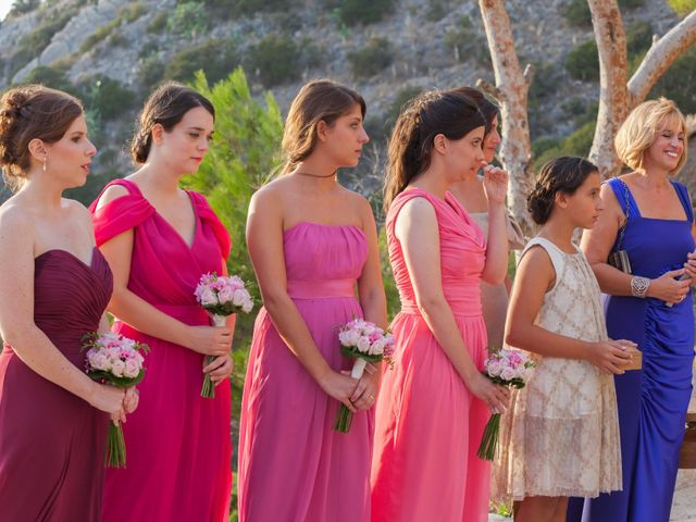 La boda de Sean y Sandra en Eivissa, Islas Baleares 50