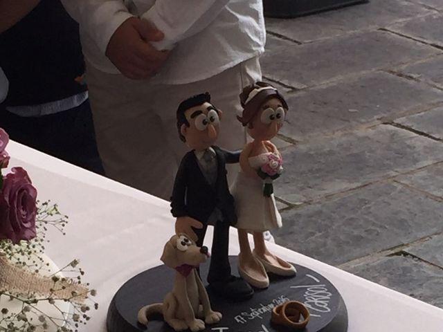 La boda de Israel y Marisol en San Rafael, Segovia 7