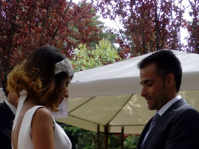 La boda de Israel y Marisol en San Rafael, Segovia 10