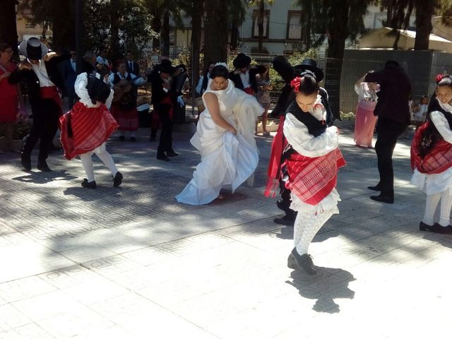 La boda de Juan Pedro y Guadalupe  en Almendralejo, Badajoz 2