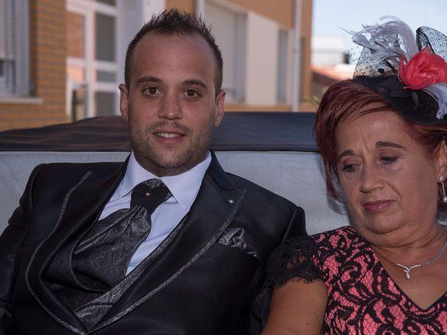 La boda de Alberto y Demelsa en Paredes De Nava, Palencia 10
