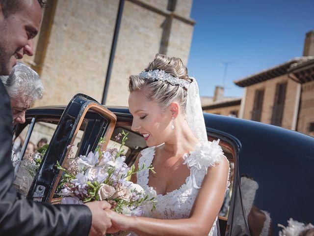 La boda de Alberto y Demelsa en Paredes De Nava, Palencia 11