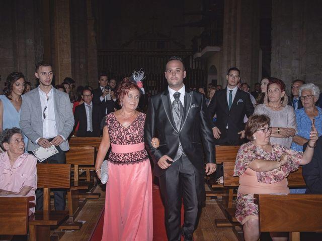 La boda de Alberto y Demelsa en Paredes De Nava, Palencia 12