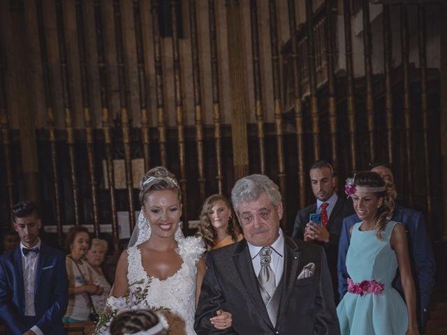 La boda de Alberto y Demelsa en Paredes De Nava, Palencia 13