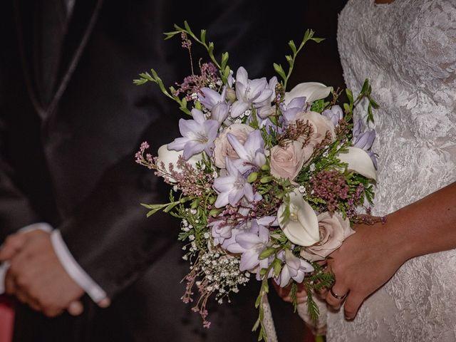 La boda de Alberto y Demelsa en Paredes De Nava, Palencia 14